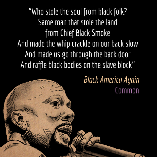 """Black America Again,"" Common"