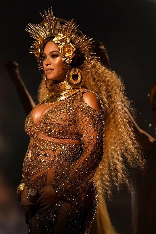 Beyoncé ahora: