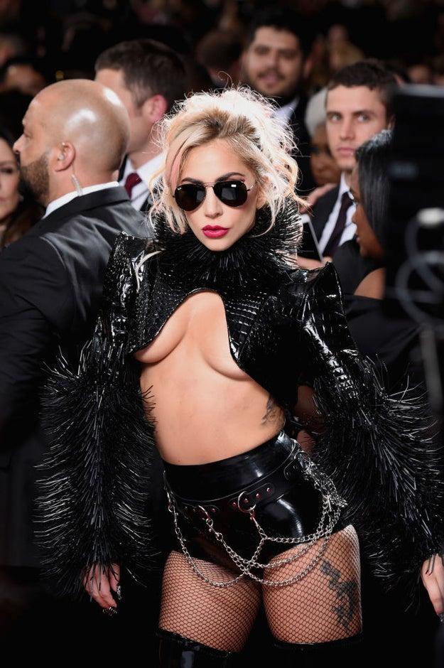 Lady Gaga ahora: