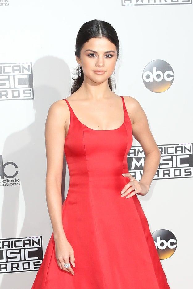 Selena Gomez ahora: