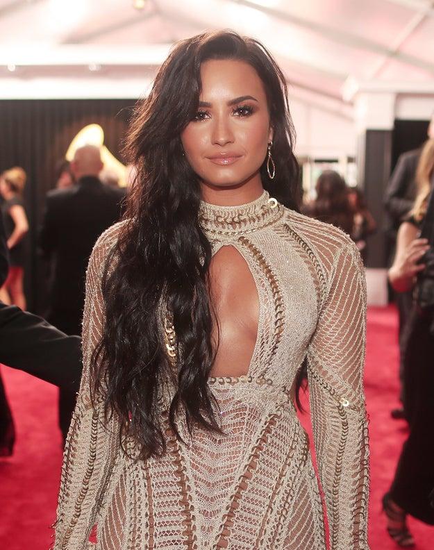 Demi Lovato ahora: