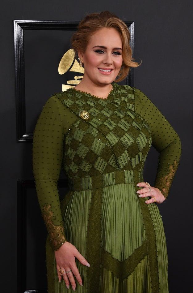 Adele ahora: