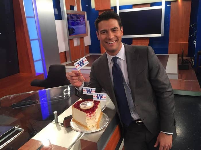 The 50 Hottest News Anchors In The World