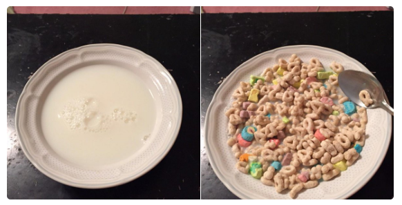 That's not how cereal works.