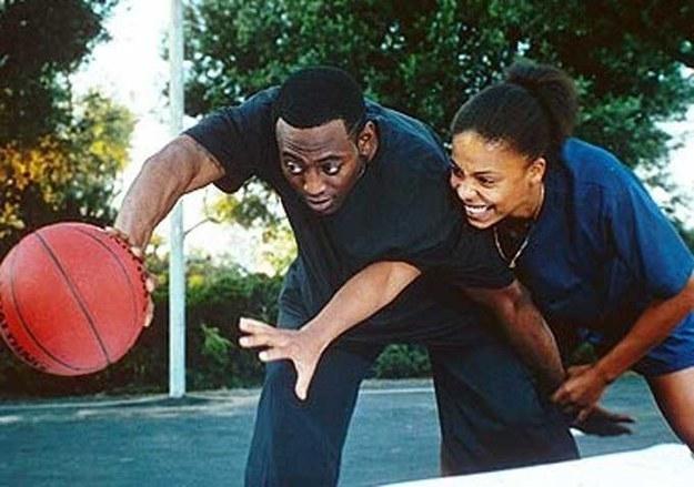 Love & Basketball (2000)
