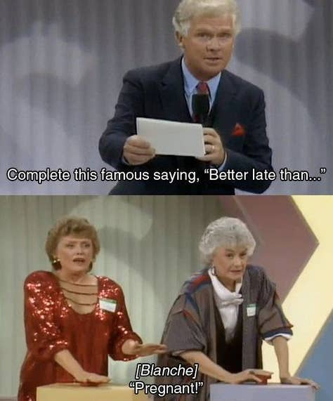 "22 One-Liners From ""The Golden Girls"" That'll Make You Laugh"