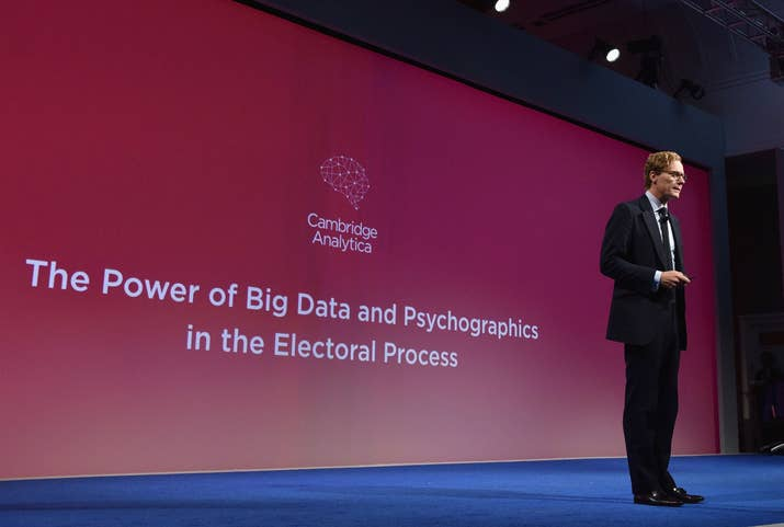 Image result for PHOTOS OF Cambridge Analytica BUILDING
