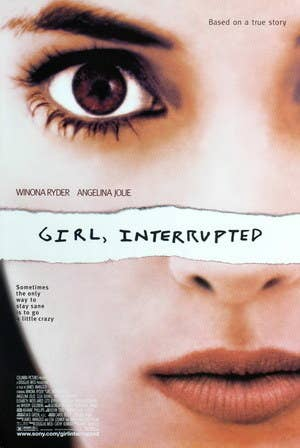 This film, which follows a girl's 18-month stay at a psychiatric hospital, is actually based on a memoir of the same name by Susanna Kaysen. Fun fact: Kaysen got the name from the Vermeer painting Girl Interrupted at her Music.