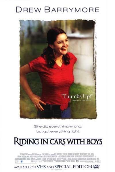 El montar en los coches con niños
