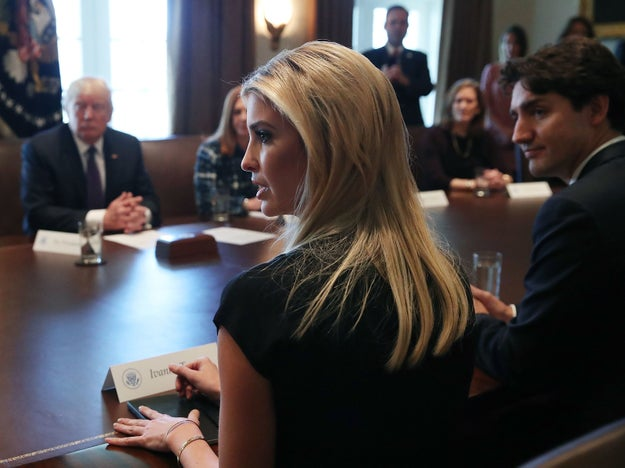 This Poll Shows A Lot Of Republicans Like Ivanka — And So Do 22% Of Democrats