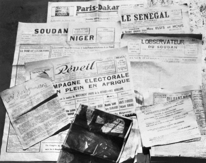 The once-expansive French empire included colonies around the world, many of which proclaimed their independence in the 1950s and 60s. France has since styled itself as a post-racial, colorblind republic, but struggles to address its colonial past.