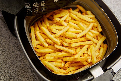 Cooking Recipes Frozen Food In Airfryer