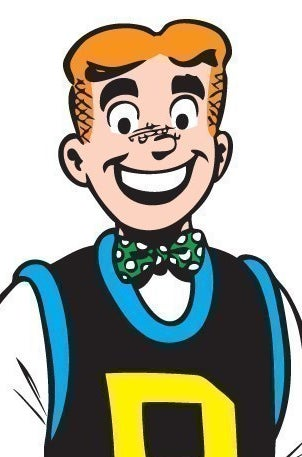 Image result for archie andrews comic