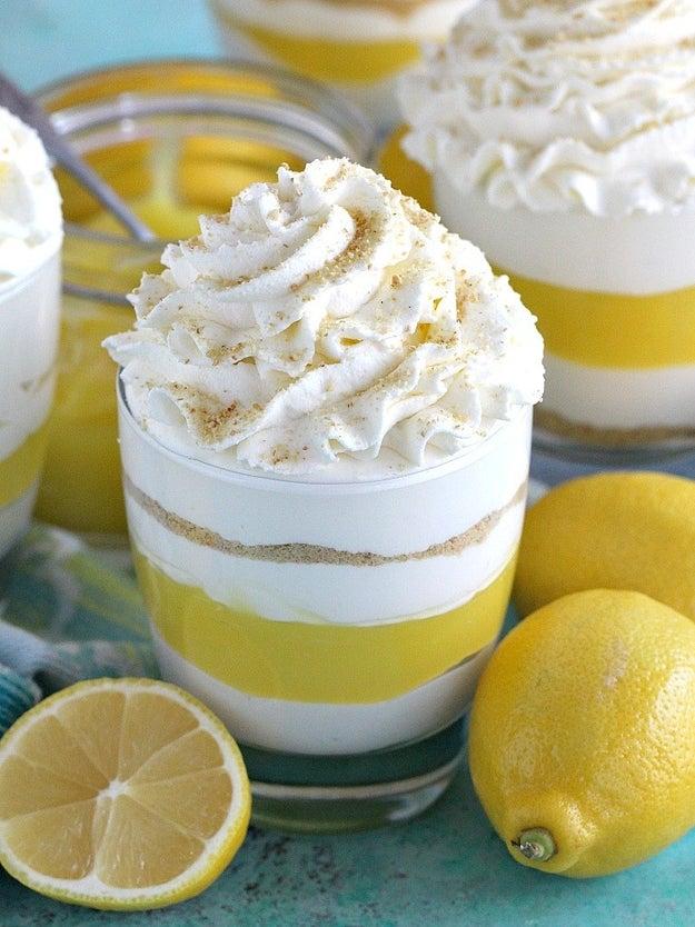 Creamy No-Bake Lemon Cheesecake