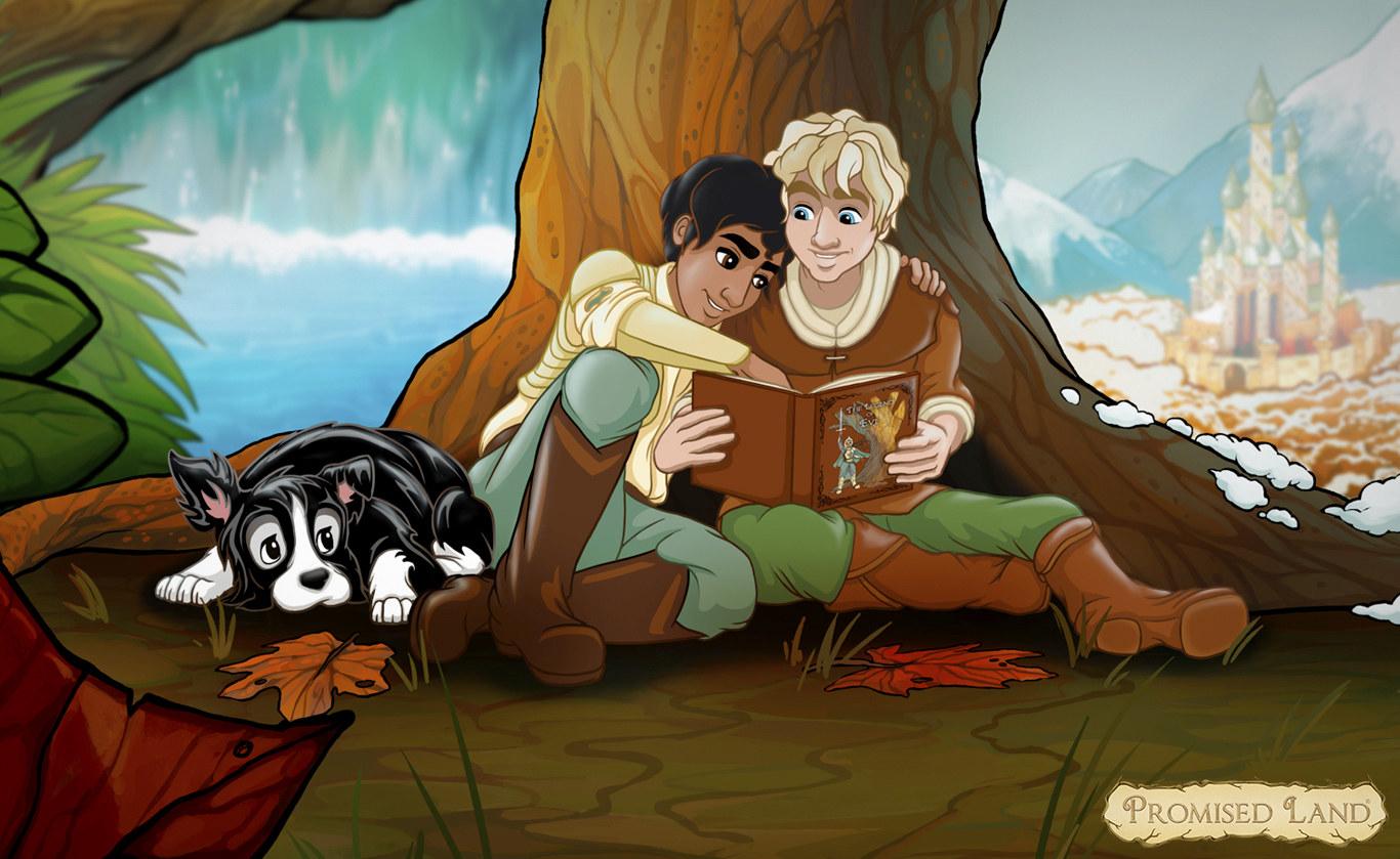 Gay fairytale