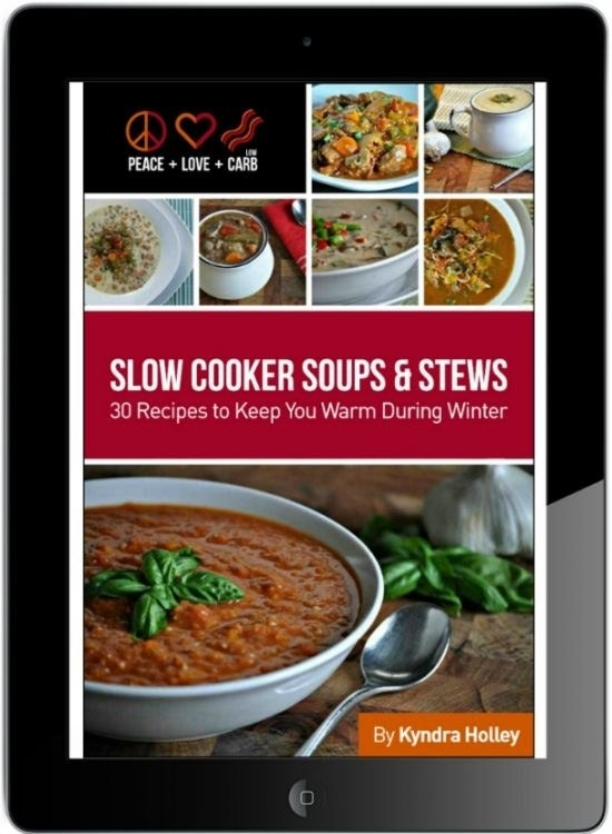 30 hearty soups and stews to keep you warm for the rest of winter. Get it here.