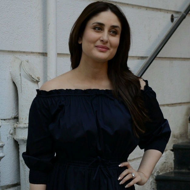 Kareena Kapoor Khan was recently at the cover launch of her dietician Rujuta Diwekar's book, Pregnancy Notes.