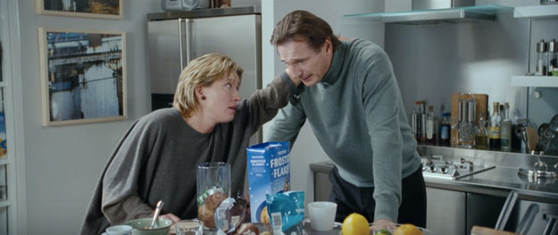 The same goddamn turtleneck that Daniel wore during the actual Love Actually film.