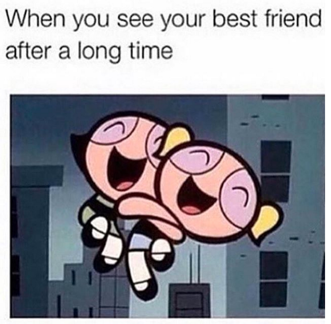 19 Things You Know If You And Your Best Friends Are Soulmates
