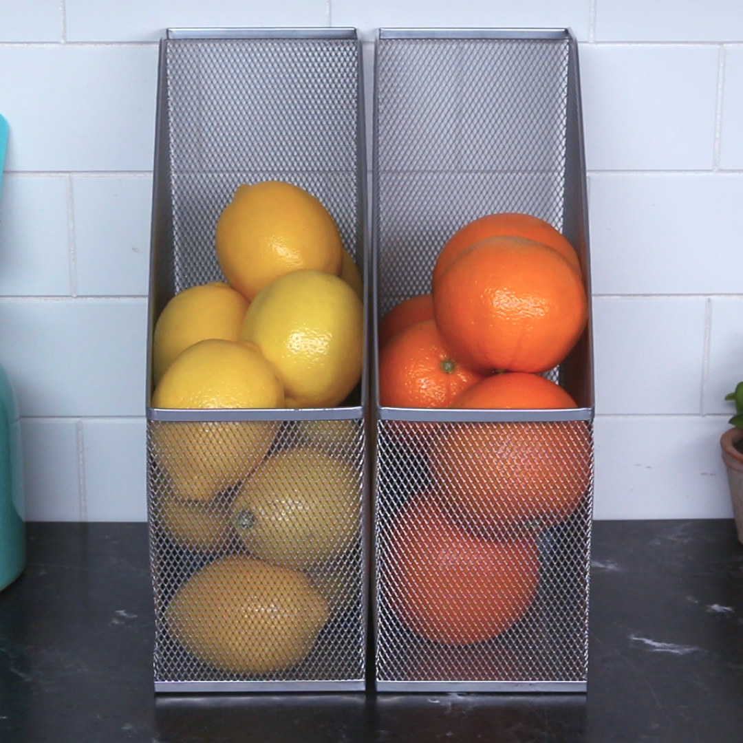 Organizing Your Kitchen With File Folders Is So Easy And Satisfying