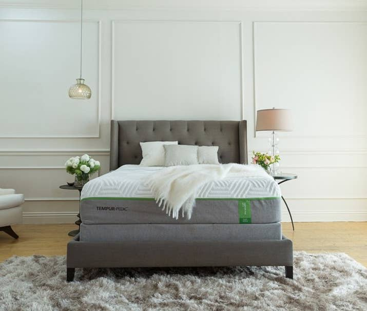 Tempur Pedic Mattresses Lean On The Pricey Side But You Get A Bed That Will Last Lifetime