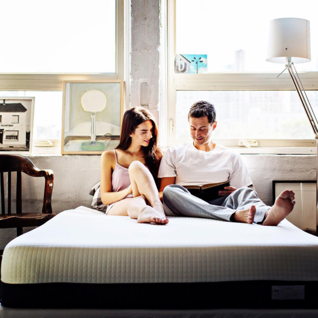 Helix Sleep use a hybrid mattress that has pocket springs and dynamic foam to keep you comfy.