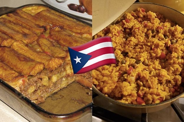 These 18 traditional dishes prove that puerto rico has the for Authentic puerto rican cuisine