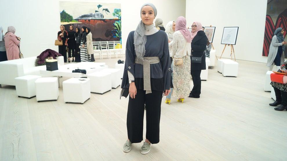 2. Faiza Saqib, 19, UK – blogger