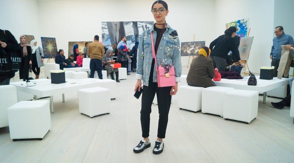 3. Aaliyah Butt, 20, UK – student