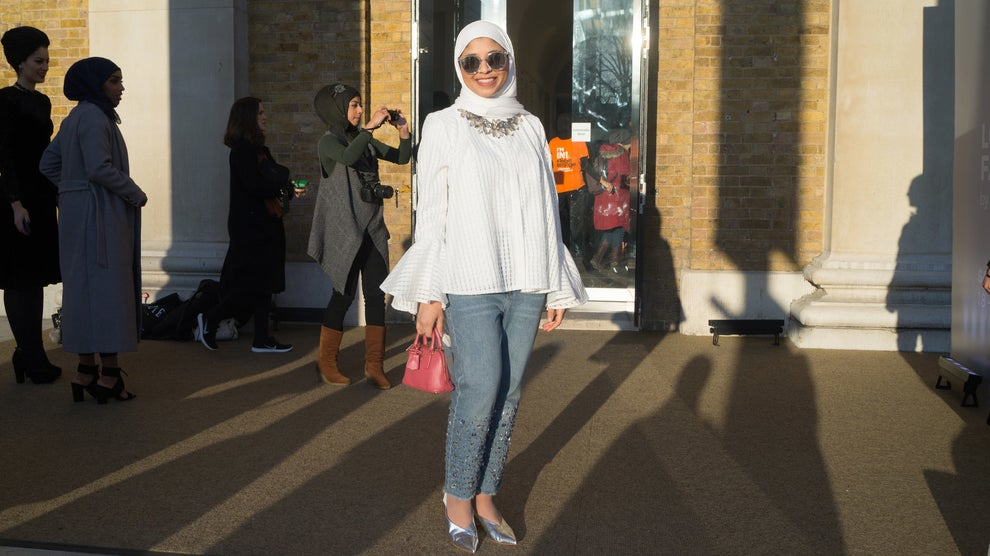 7. Sharifah Mohammed, 23, UAE