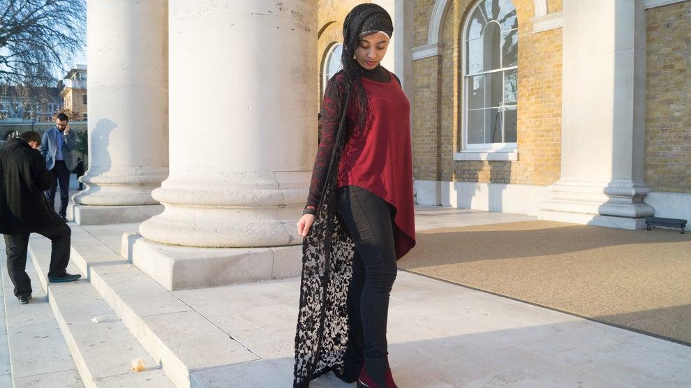 9. Safeeyah Coruelive, 21, UK – designer