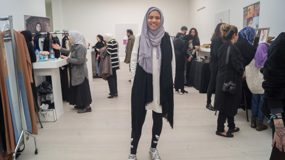 10. Zaina Jaber, 21, Palestine
