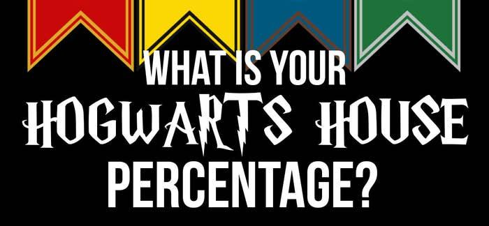 Which hogwarts house am i