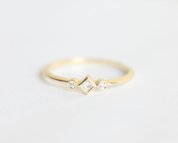 34 Irresistibly Gorgeous Engagement Rings Under  500 411d92d18c