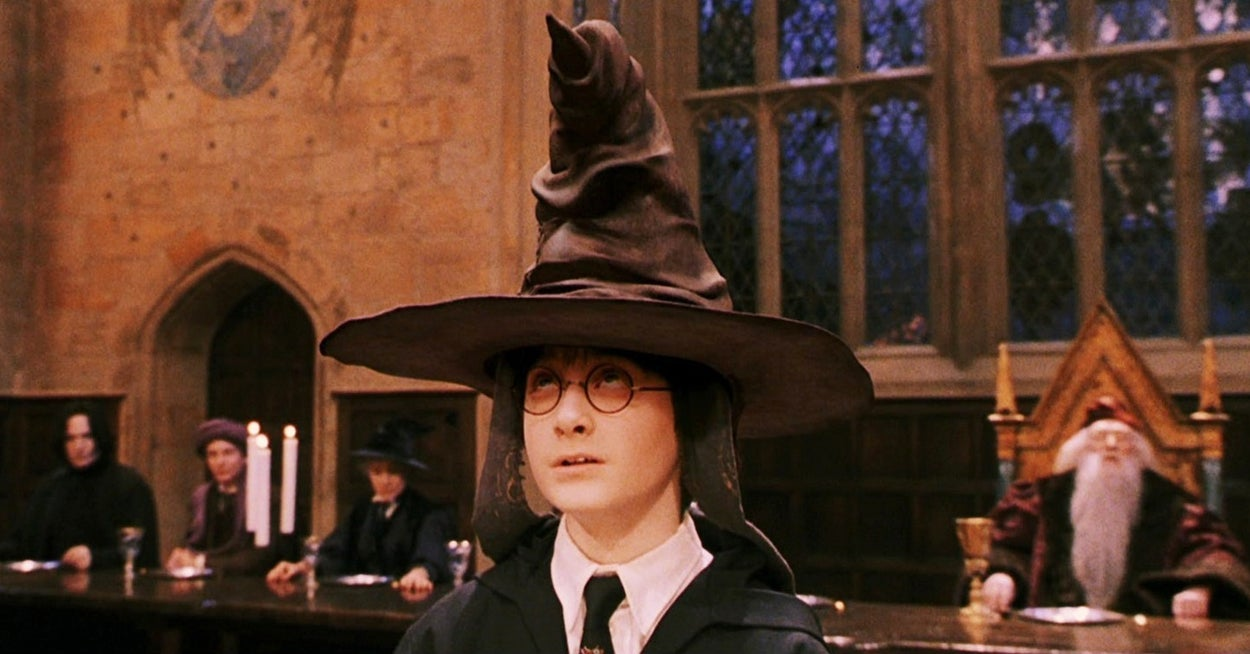 This Sorting Quiz Will Tell You Which Hogwarts House You Truly