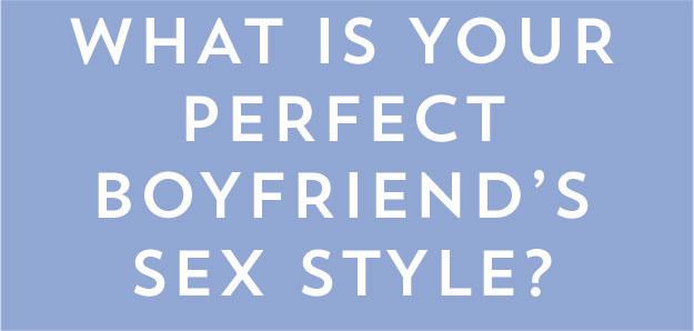 Create your perfect boyfriend generator