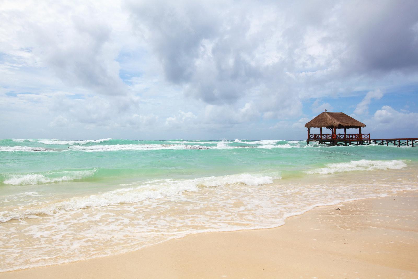 17 playas cerca de la riviera maya que debes visitar por for Visitar la alberca y alrededores