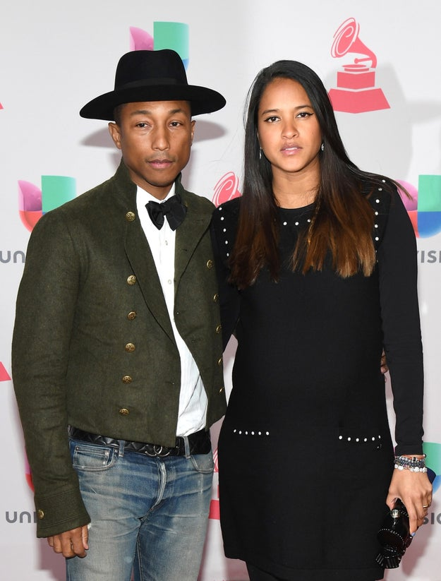 2017 is already shaping up to be a year of multiple birth pregnancies for celebrities. First, Pharrell and his wife, Helen Lasichanh, announced they welcomed triplets...