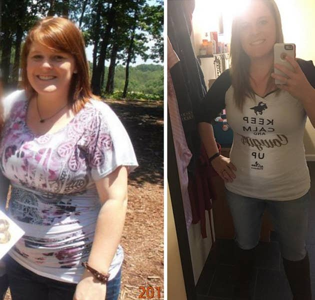 13 People Who Lost 40 Pounds Share What Really Got Them Results