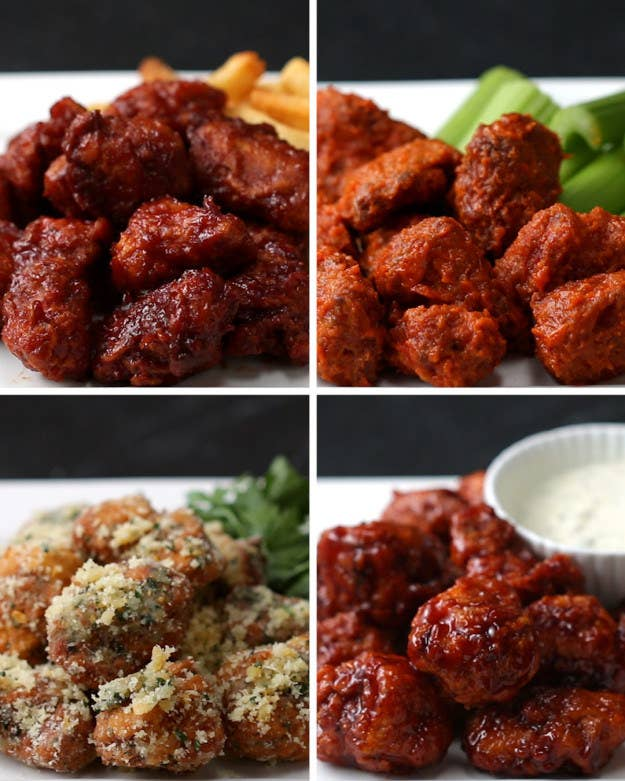 53 insanely popular party food recipes you need in your life chicken poppers 4 ways get the recipe forumfinder Choice Image