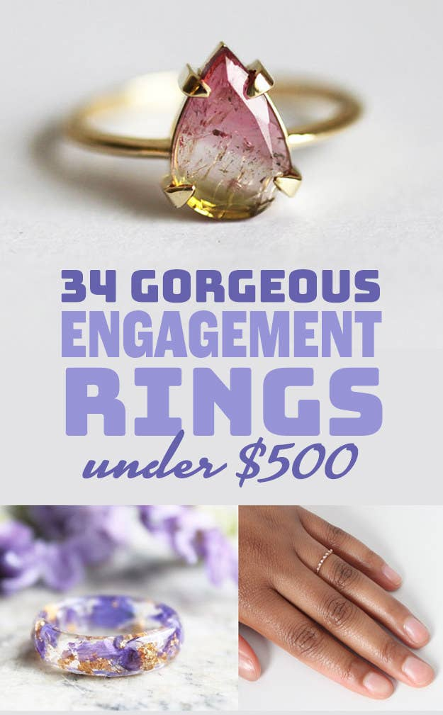 we hope you love the products we recommend just so you know buzzfeed may - Wedding Rings Under 500
