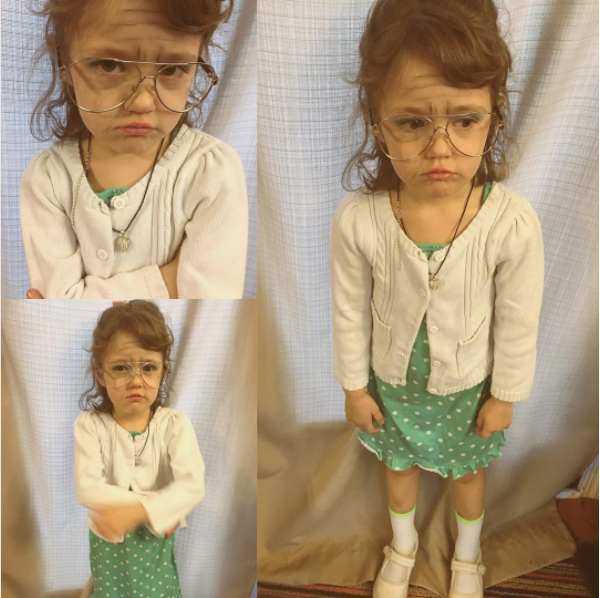 These Kids Dressed Up As 100,Year,Olds Are Too Cute To Handle