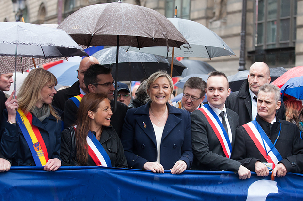 This Is How France's Nationalist Party Is Winning Gay Support