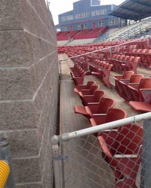 A este estadio se viene a ver dentro de uno mismo.