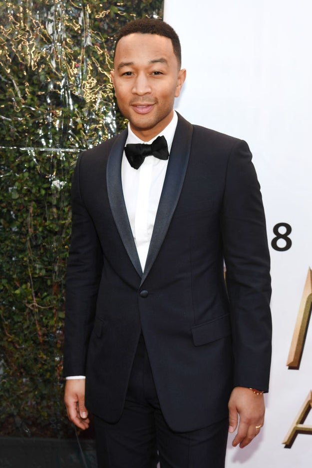 """This is John Legend, the man with the beautiful voice behind some of your favorite songs like """"Ordinary People,"""" """"All of Me,"""" """"Tonight (Best You Ever Had)"""" ft. Ludacris, and many, many more."""