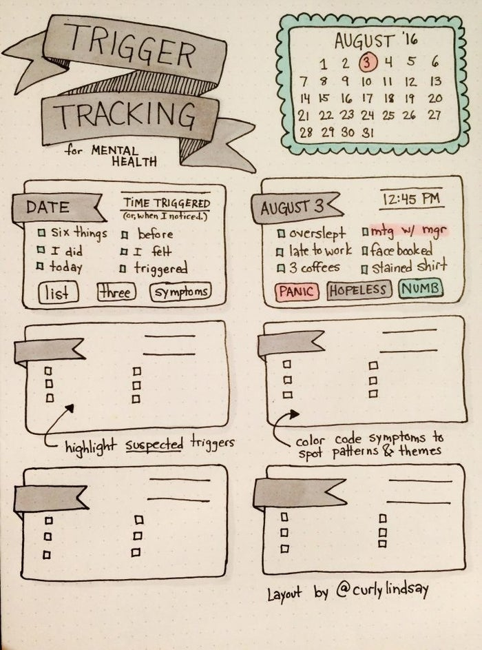 21 Genius Ways To Track Your Mental Health