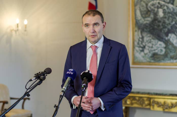 "Johannesson launched an international incident last Thursday when visiting a school in Akureyri, according to local Icelandic outlet Visir.is. The president, when taking questions from students, said he was ""firmly opposed"" to pineapple pizza, adding that he could enact a law banning pineapple on pizza."