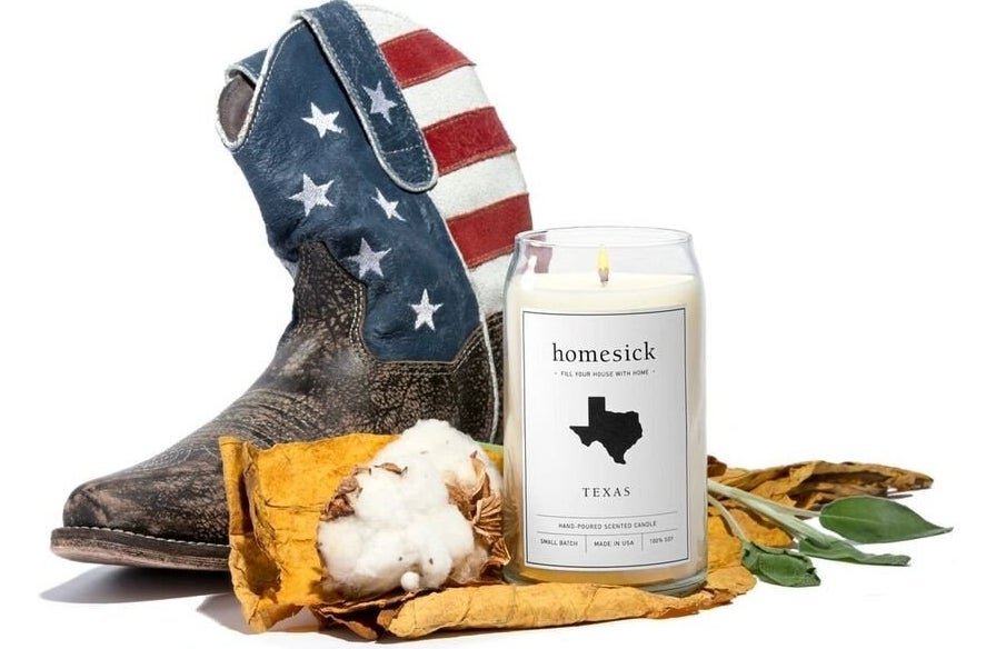 Get it from BuzzFeed's Homesick Candles for $29.95. Available in the smell of most states.