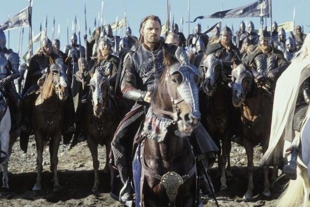 El Señor de los Anillos: El retorno del rey (2004)