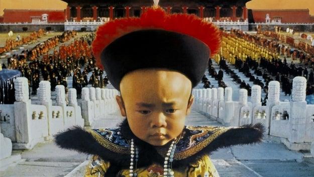 El último emperador (1988)